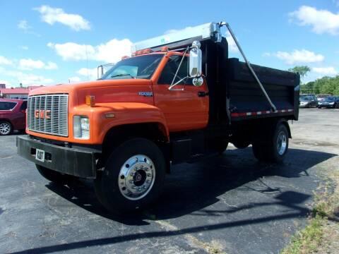 1993 Kodiak 5 yard Dump Truck