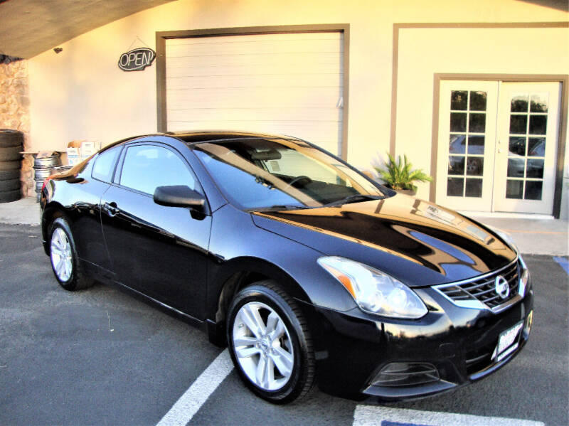2013 Nissan Altima for sale at DriveTime Plaza in Roseville CA