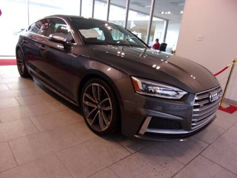 2018 Audi S5 Sportback for sale at Adams Auto Group Inc. in Charlotte NC