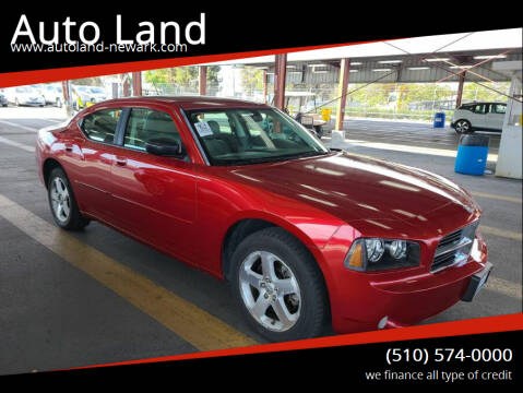 2008 Dodge Charger for sale at Auto Land in Newark CA