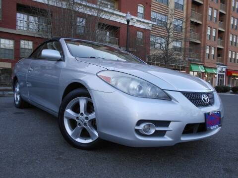 2007 Toyota Camry Solara for sale at H & R Auto in Arlington VA