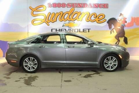 2014 Lincoln MKZ for sale at Sundance Chevrolet in Grand Ledge MI
