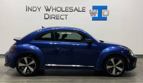 2012 Volkswagen Beetle for sale at Indy Wholesale Direct in Carmel IN