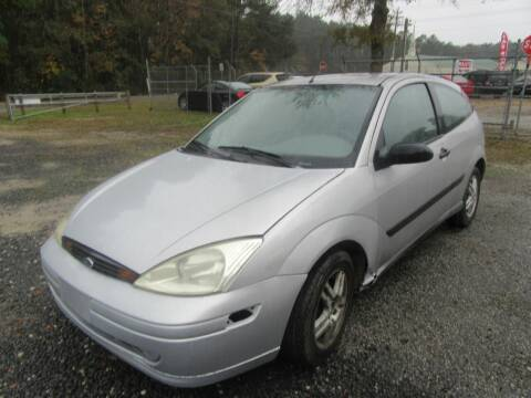 2000 Ford Focus for sale at Bullet Motors Charleston Area in Summerville SC