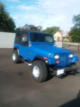 1993 Jeep Wrangler for sale at Car Spot in Las Vegas NV