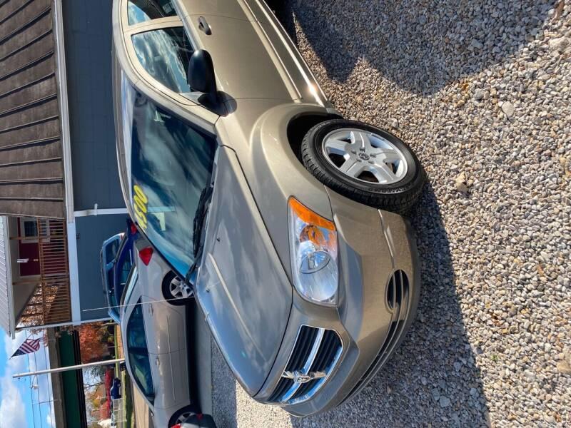 2008 Dodge Caliber for sale at Dalton George Automotive in Marietta OH