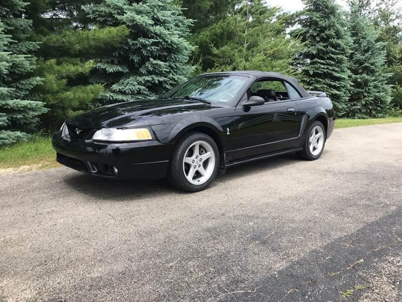 1999 Ford Mustang SVT Cobra for sale in Lake Geneva, WI