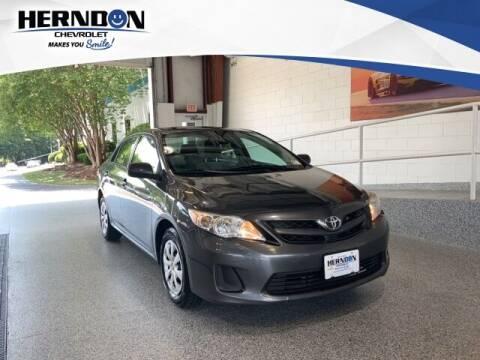 2013 Toyota Corolla for sale at Herndon Chevrolet in Lexington SC