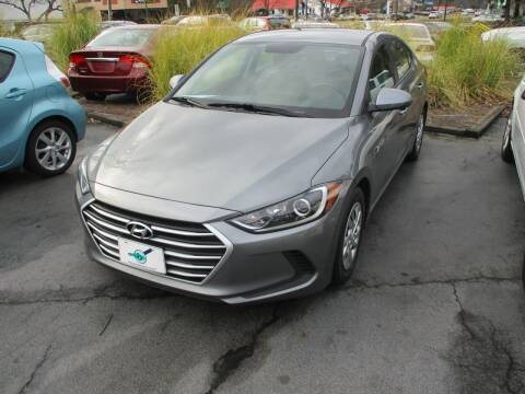 2013 Hyundai Elantra for sale at THE AUTO FINDERS in Durham NC