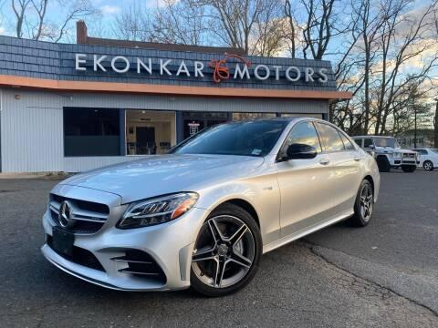 2019 Mercedes-Benz C-Class for sale at Ekonkar Motors in Scotch Plains NJ