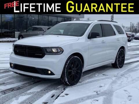 2018 Dodge Durango for sale at Vicksburg Chrysler Dodge Jeep Ram in Vicksburg MI