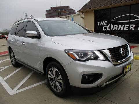 2018 Nissan Pathfinder for sale at Cornerlot.net in Bryan TX