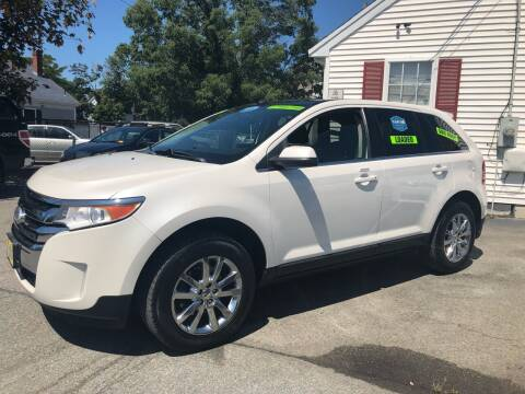 2011 Ford Edge for sale at Crown Auto Sales in Abington MA