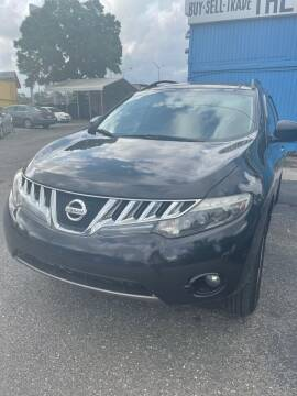 2010 Nissan Murano for sale at The Peoples Car Company in Jacksonville FL