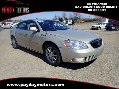 2007 Buick Lucerne for sale at Payday Motors in Wichita And Topeka KS