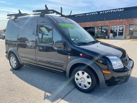 2013 Ford Transit Connect for sale at Motor City Auto Auction in Fraser MI