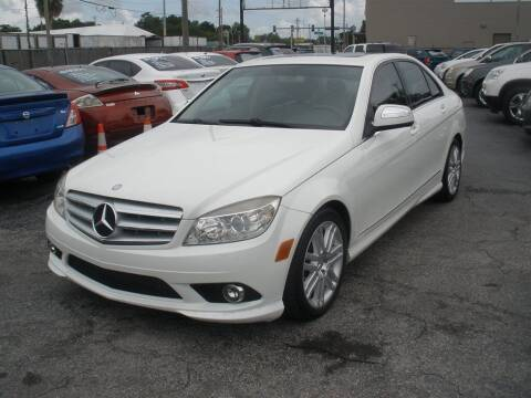 2009 Mercedes-Benz C-Class for sale at Priceline Automotive in Tampa FL