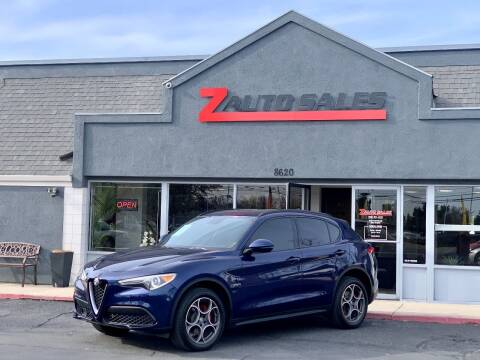 2018 Alfa Romeo Stelvio for sale at Z Auto Sales in Boise ID