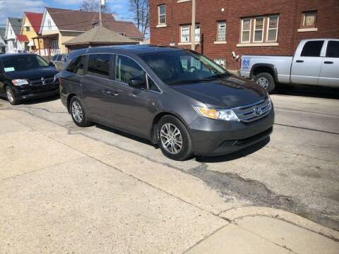 2011 Honda Odyssey for sale at Trans Auto in Milwaukee WI