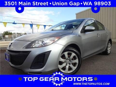 2011 Mazda MAZDA3 for sale at Top Gear Motors in Union Gap WA