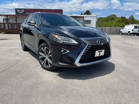 2017 Lexus RX 350 for sale at Freedom Motors LLC in Knoxville TN