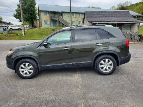 2011 Kia Sorento for sale at Knoxville Wholesale in Knoxville TN