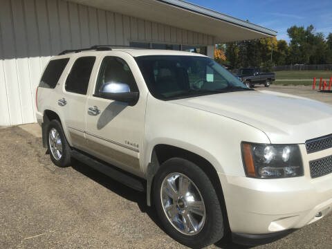 2010 Chevrolet Tahoe for sale at Drive Chevrolet Buick Rugby in Rugby ND