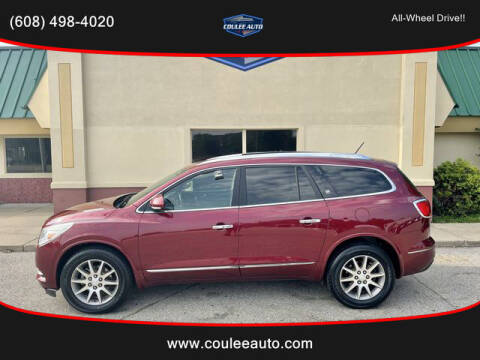 2015 Buick Enclave for sale at Coulee Auto in La Crosse WI