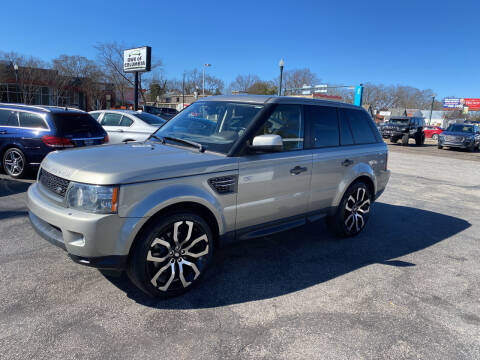 2010 Land Rover Range Rover Sport for sale at BWK of Columbia in Columbia SC