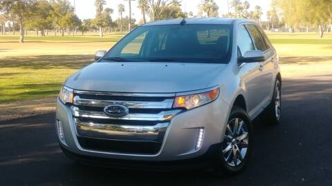 2013 Ford Edge for sale at CAR MIX MOTOR CO. in Phoenix AZ