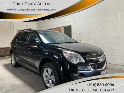 2012 Chevrolet Equinox for sale at Car Source Center in West Sacramento CA
