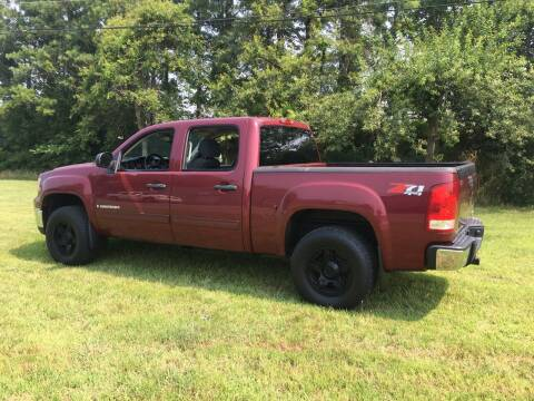 2009 GMC Sierra 1500 for sale at Ride One Auto Sales in Norfolk VA