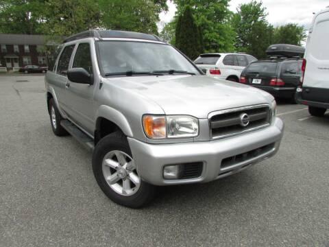 2004 Nissan Pathfinder for sale at K & S Motors Corp in Linden NJ