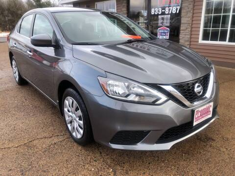 2017 Nissan Sentra for sale at Premier Auto & Truck in Chippewa Falls WI