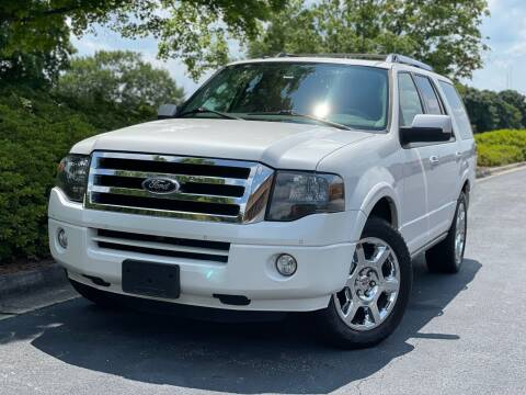 2013 Ford Expedition for sale at William D Auto Sales in Norcross GA