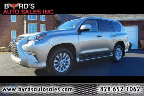 2021 Lexus GX 460 for sale at Byrds Auto Sales in Marion NC