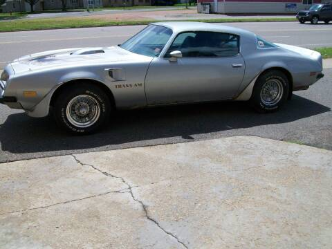 1975 Pontiac Trans Am for sale at Collector Auto Sales and Restoration in Wausau WI