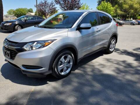 2018 Honda HR-V for sale at Matador Motors in Sacramento CA