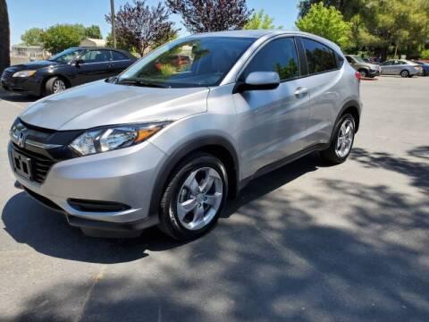 2018 Honda HR-V for sale at Matador Motors in Sacramento CA
