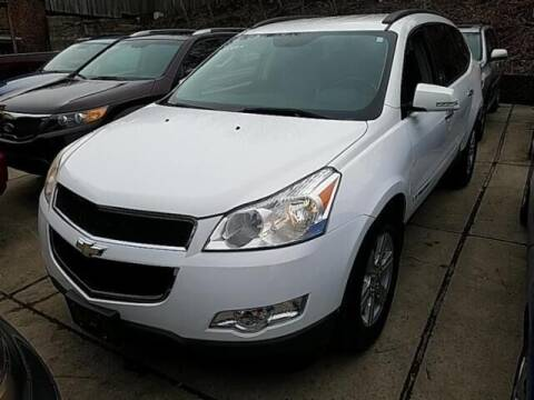 2009 Chevrolet Traverse for sale at Cj king of car loans/JJ's Best Auto Sales in Troy MI