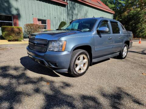 2008 Chevrolet Avalanche for sale at Brickhouse Motors in Atkinson NH
