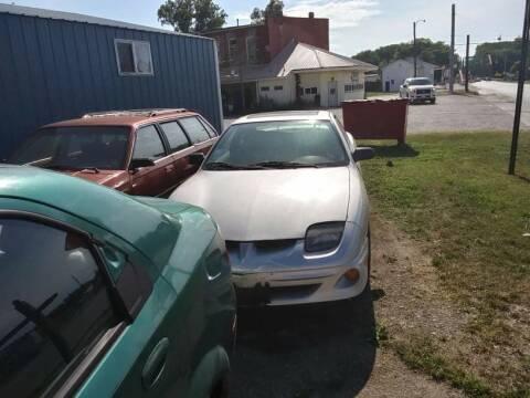 2002 Pontiac Sunfire for sale at New Start Motors LLC in Montezuma IN