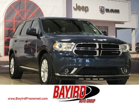 2019 Dodge Durango for sale at Bayird Truck Center in Paragould AR