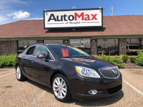 2014 Buick Verano for sale at AutoMax of Memphis in Memphis TN