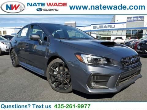 2020 Subaru WRX for sale at NATE WADE SUBARU in Salt Lake City UT