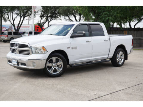 2014 RAM Ram Pickup 1500 for sale at BAYWAY Certified Pre-Owned in Houston TX