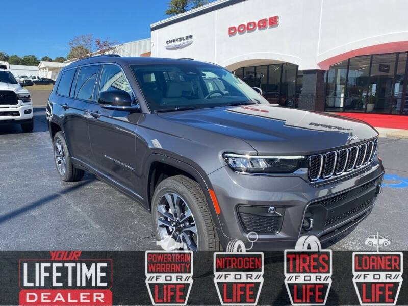 2021 Jeep Grand Cherokee L for sale in Easley, SC