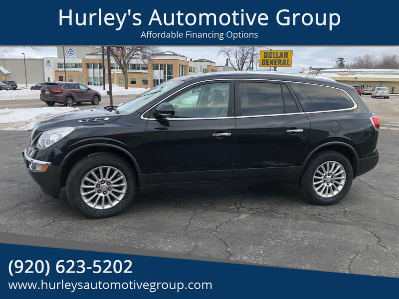 2011 Buick Enclave for sale at Hurley's Automotive Group in Columbus WI