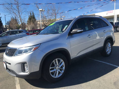 2014 Kia Sorento for sale at Autos Wholesale in Hayward CA