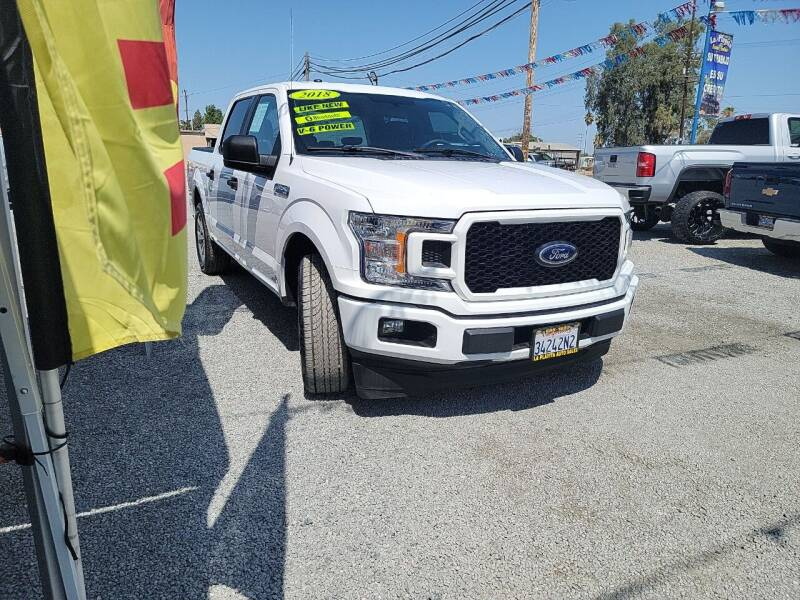 2018 Ford F-150 for sale at La Playita Auto Sales Tulare in Tulare CA